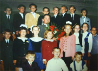 Перші п'ятикласники, 1999 р.