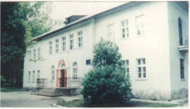 ІІ корпус гімназії в 1996-1999 рр.