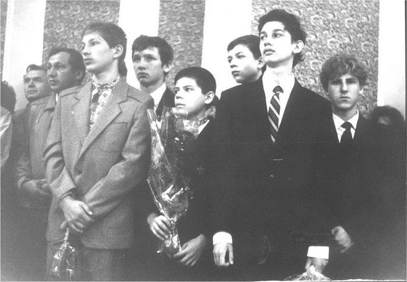 Перші гімназисти, 1992 р.