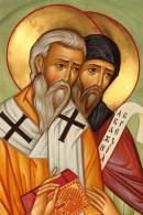Святі Кирило та Методій - покровителі гімназії