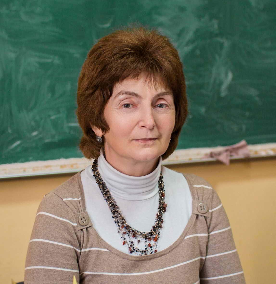 Кондрашова Інна Любомирівна